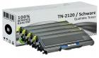 Set 4x XL Alternativ Brother Toner TN-2120