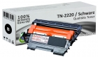 Set 2x Alternativ Brother Toner TN2220 + DR2200 Trommel