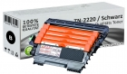 Set 4x Alternativ Brother Toner TN2220 + DR2200 Trommel