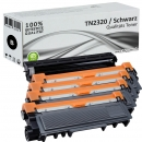 Set 4x Alternativ Brother Toner TN-2320 + DR-2300 Trommel