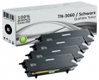 Alternativ Brother Toner TN-3060 TN-3030 Schwarz 4er Sparset
