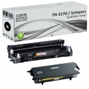 Set Alternativ Brother Toner TN-3170 + DR-3100 Trommel