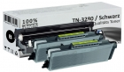 Set Alternativ Brother 2x Toner TN3280 + DR3200 Trommel