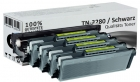 Set Alternativ Brother 4x Toner TN3280 + DR3200 Trommel