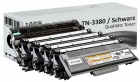 Sparset Alternativ Brother 4x TN3380 Toner + DR3300 Trommel