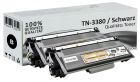 Set 2x XL Alternativ Brother Toner TN-3380