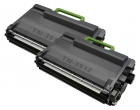 2x Alternativ Brother Toner TN-3512 Schwarz
