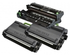 Set 2x Alternativ Brother Toner TN-3512 + Trommel DR-3400