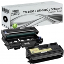 Alternativ Brother Toner TN-6600  + DR-6000 Trommel