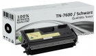 Alternativ Brother Toner TN-7600 TN-7300 Schwarz