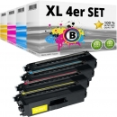 Alternativ Brother Toner TN-900 Mehrfarbig Set