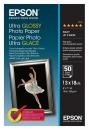 Epson Fotopapier 13 x 18 - glänzend - 300g - 50 Blatt