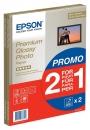 Epson Fotopapier DIN A4 - glänzend - 255g - 30 Blatt