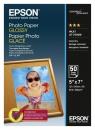 Epson Fotopapier 13 x 18 - glänzend - 200g - 50 Blatt