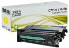 Alternativ Lexmark Toner  C7700YH XL Gelb