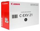 Original Canon Toner C EXV 21 Schwarz