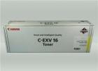 Original Canon Toner C EXV 16 Gelb