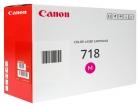 Original Canon Toner 718 Magenta