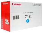 Original Canon Toner 718 Cyan