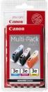 Original Canon Patronen BCI 3e 4480A262 Multipack