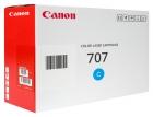 Original Canon Toner 707 Cyan