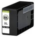 Alternativ Patronen Canon PGI-1500XL BK Schwarz