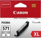 XL Original Canon Patronen CLI-571GY Grau