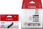 Original Canon Patronen PGI-580PBK/ CLI-581 C/M/Y/Pigment BK und PB