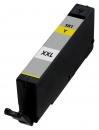 Alternativ Canon Patronen CLI-581 XXL Gelb