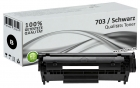 Alternativ Canon Toner 703 Schwarz