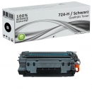 Alternativ Canon Toner 724-H Schwarz