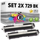 Set 2x Alternativ Toner Canon 729