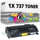Alternativ Canon Toner 737 9435B002 Schwarz