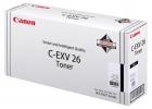 Original Canon Toner C-EXV 26 1658B006 Magenta