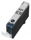 Alternativ Canon Patronen CLI-521GY Grau