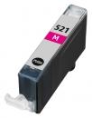 Alternativ Tintenpatrone CLI-521M mit Chip fuer Canon