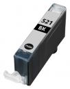 Alternativ Canon Patronen CLI-521BK mit Chip