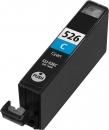 Alternativ Druckerpatronen Canon CLI 526c Cyan mit Chip