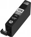Alternativ Druckerpatronen Canon CLI 526gy Grau mit Chip