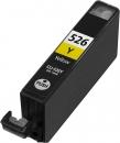 Alternativ Druckerpatronen Canon CLI 526y Gelb mit Chip