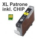 Alternativ Tintenpatrone CLI-8Y mit Chip fuer Canon