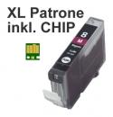 Alternativ Tintenpatrone CLI-8M mit Chip fuer Canon