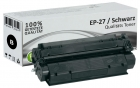 Alternativ Canon Toner EP-27 Schwarz