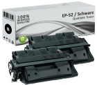 Set 2x Alternativ Canon Toner EP-52 Schwarz