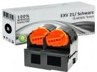 2x Alternativ Canon Toner C EXV 21 Schwarz