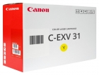 Original Canon Toner C-EXV 31 Gelb