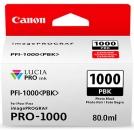 Original Canon Patronen PFI-1000PBK Fotoschwarz