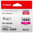 Original Canon Patronen PFI-1000M Magenta