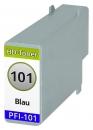 Alternativ Druckerpatronen Canon PFI-101B Blau