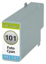 Alternativ Druckerpatronen Canon PFI-101PC Fotocyan